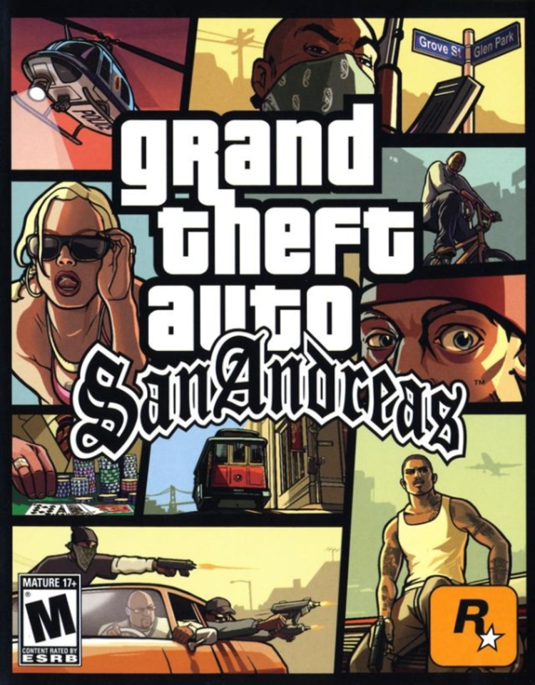 Download grand theft auto san andreas and get started playing now.